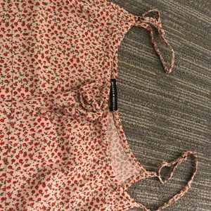 Floral Brandy Melville Cami Dress